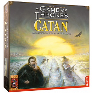 999 Games A Game of Thrones : Catan (NL)