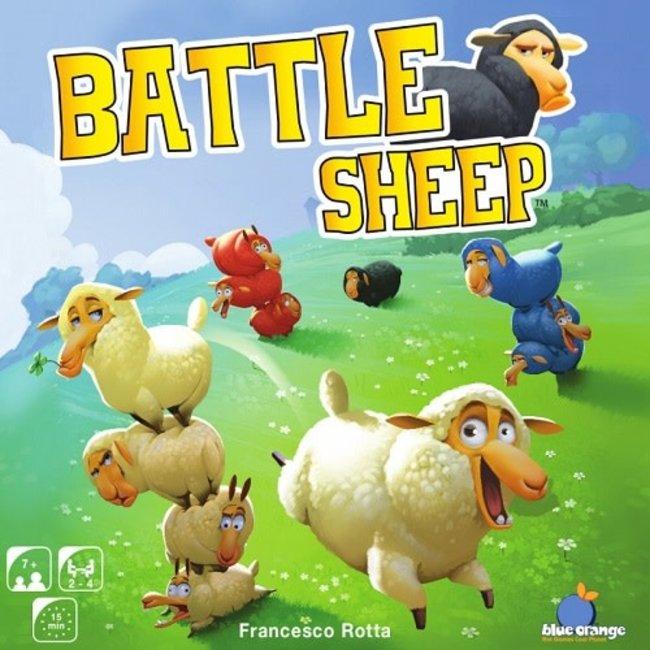 Geronimo Battle Sheep