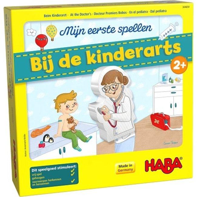 Haba Bij de kinderarts ( Mijn eerste spellen )
