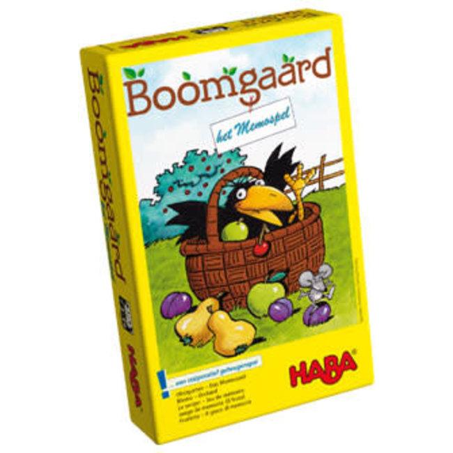 Haba Boomgaard : memospel