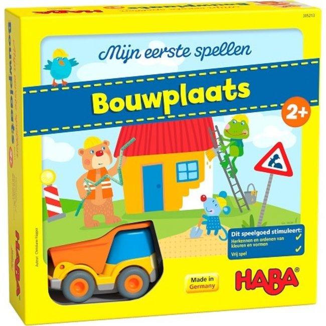 Haba Bouwplaats ( Mijn eerste spellen )
