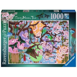 Ravensburger Puzzel 1000 st - Kersenboom