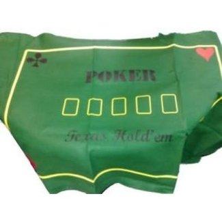 Hotsports Pokerkleed Texas Hold'm
