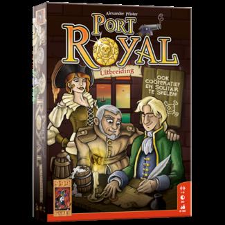 999 Games Port Royal - uitbreiding