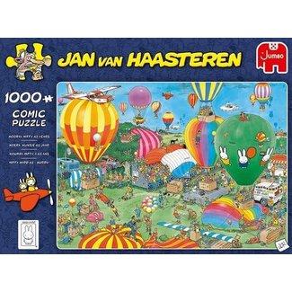 Jumbo Puzzel 1000 st Jan Van Haasteren - Hoera! Nijntje 65 Jaar