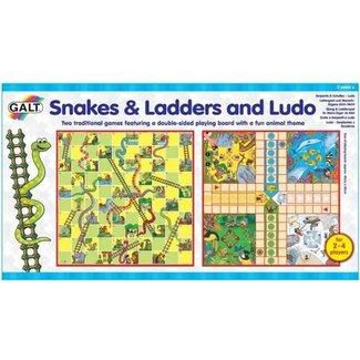 Galt Slangen en ladders
