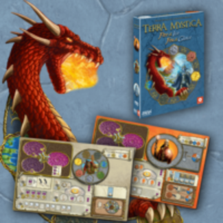 White Goblin Games Terra Mystica : Vuur en ijs