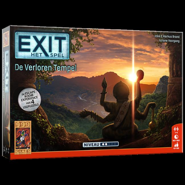 Exit - De Verloren Tempel