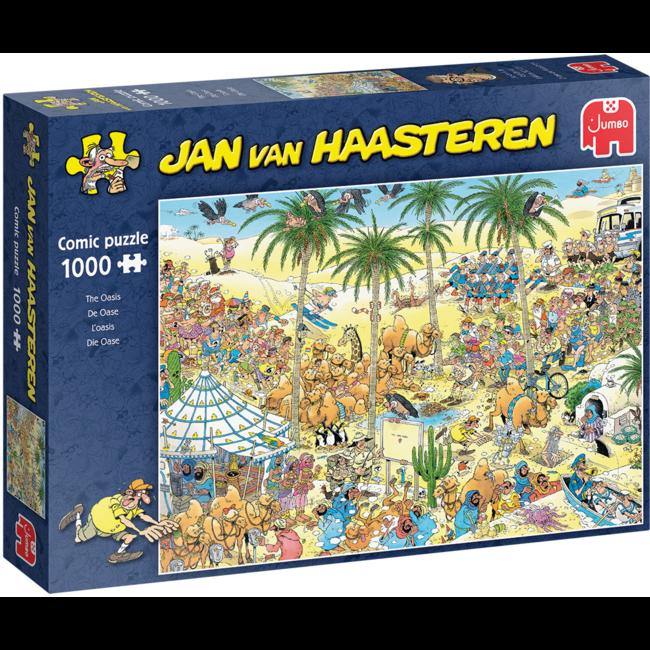 De Oase - Jan van Haasteren (1000 st)