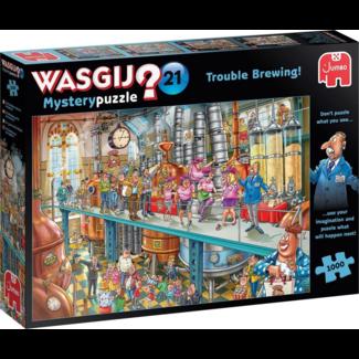 Wasgij Mystery 21 - Leven in de brouwerij!