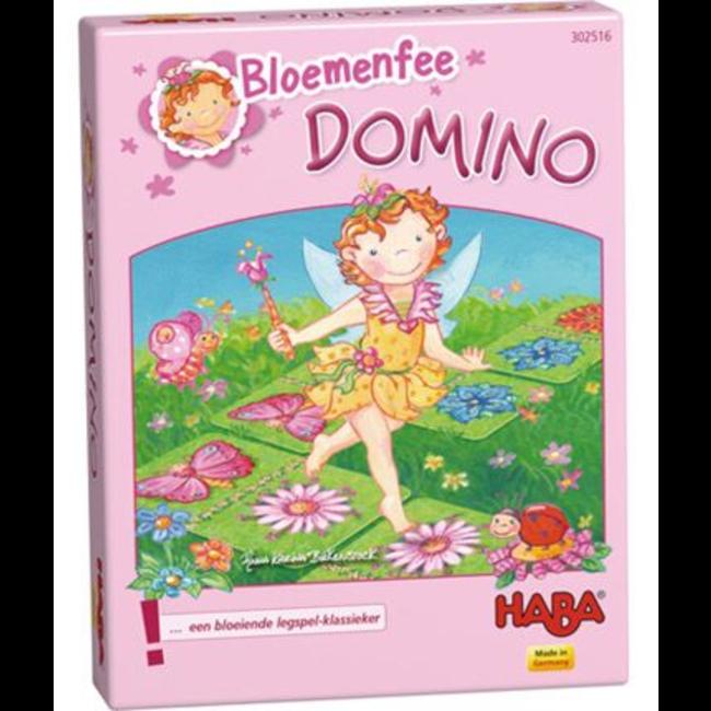 Haba Bloemenfee Domino