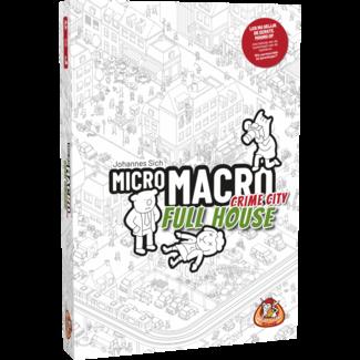 White Goblin Games MicroMacro: Crime City – Full House