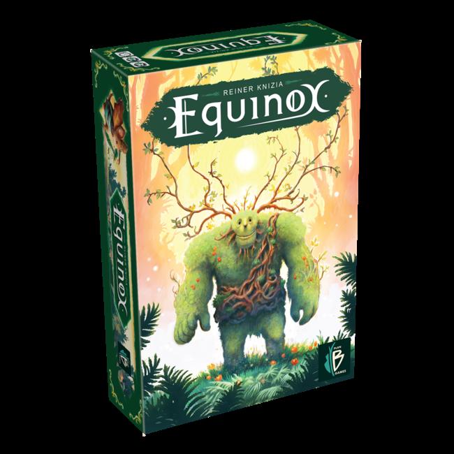Equinox- Groen