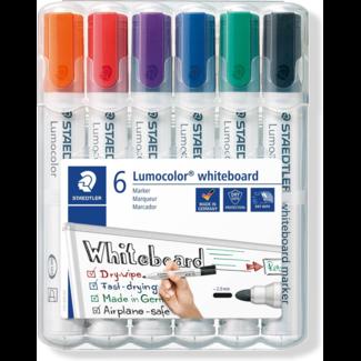 Staedtler Whiteboard Markers (6 kleuren)