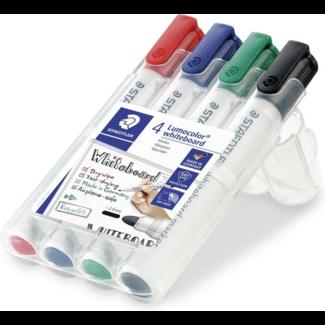 Staedtler Whiteboard Markers (4 kleuren)