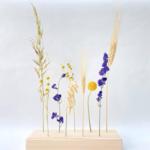 Spore Nursery Houder met droogbloemen