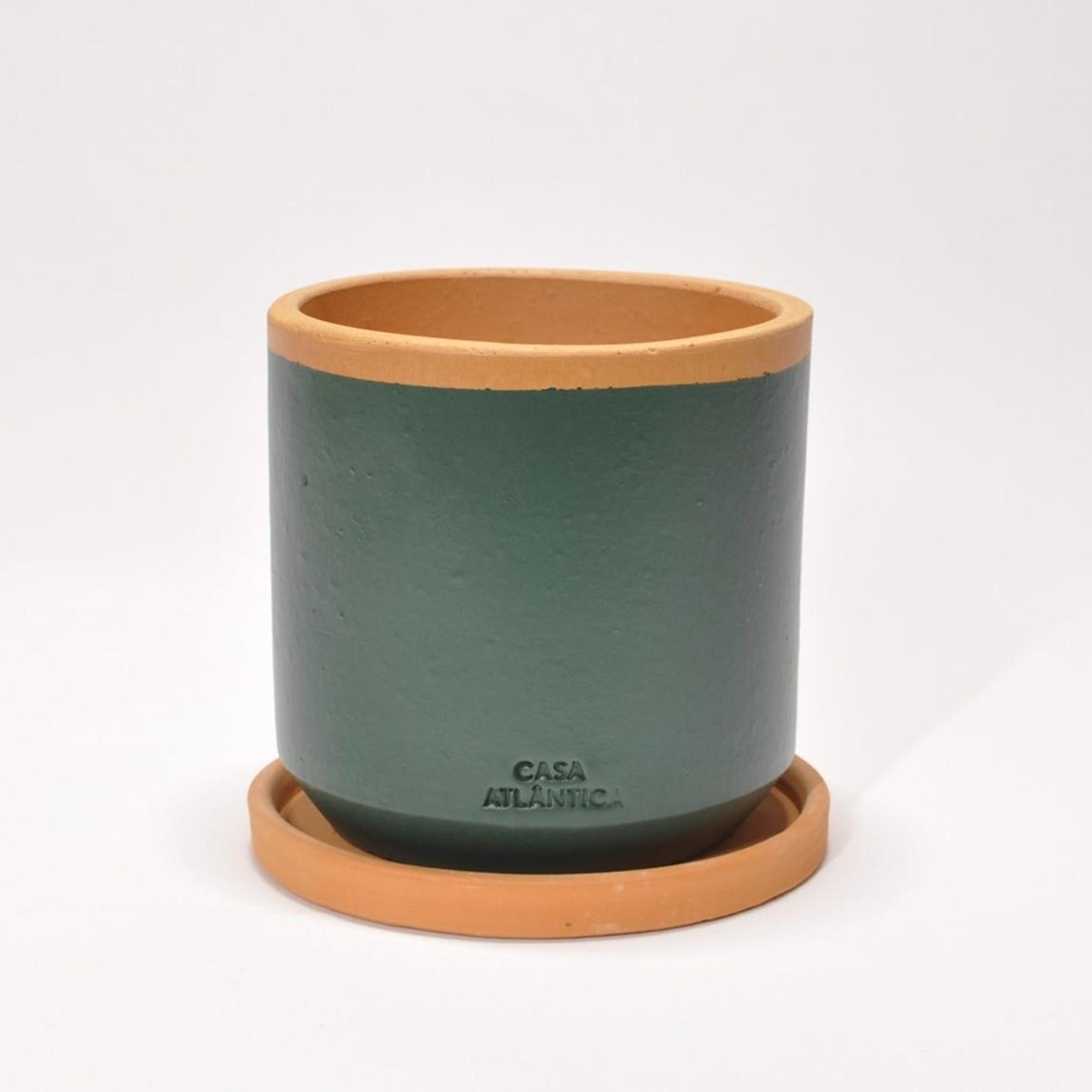 Casa Atlantica Pot Casa Atlantica groen ∅ 19cm