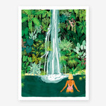 All the ways to say Poster: Waterfall 30x40cm