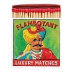 Saftey Matches Mr Flamboyant