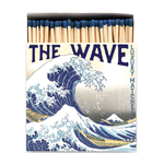 Saftey Matches Hokusai Wave