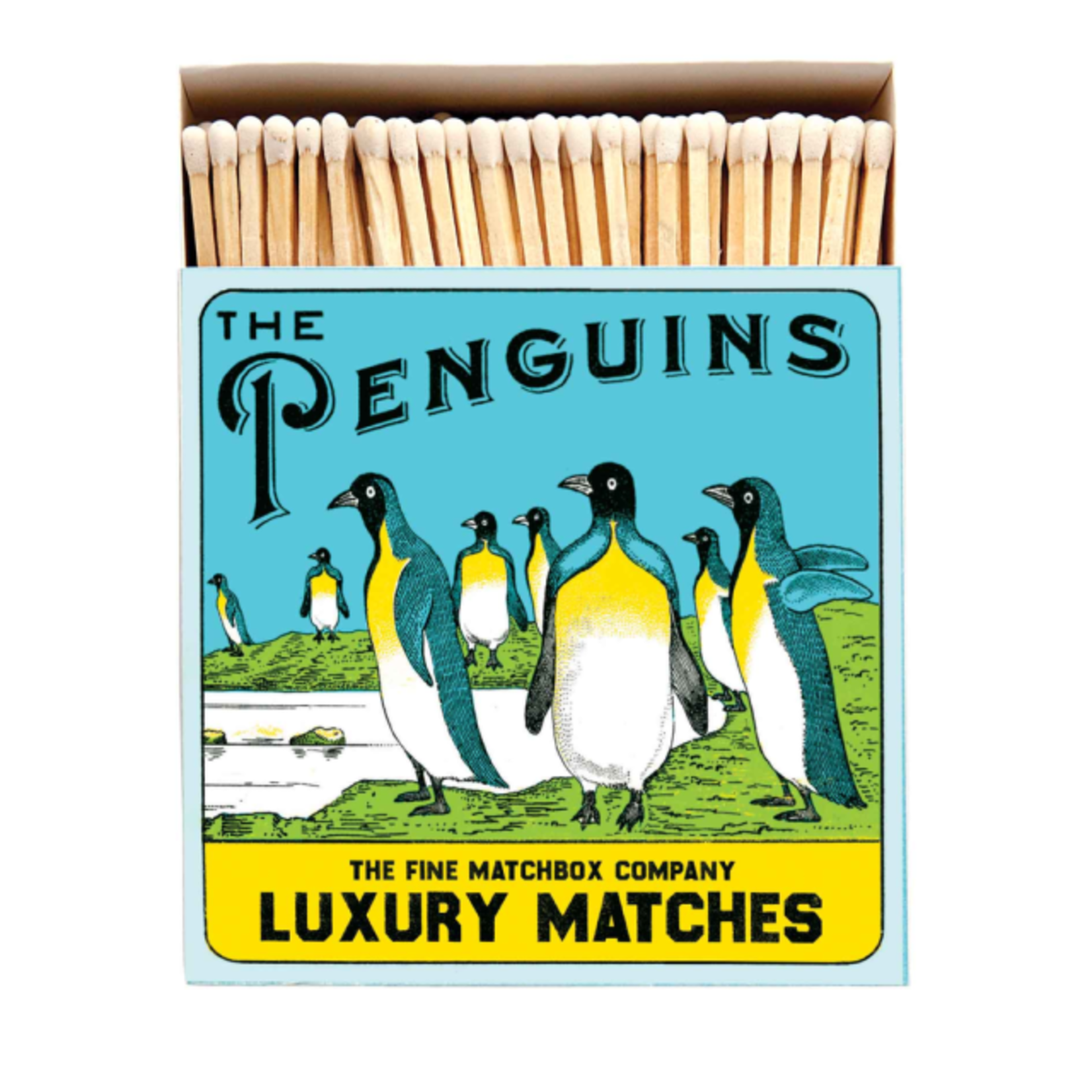 Saftey Matches The Penguins
