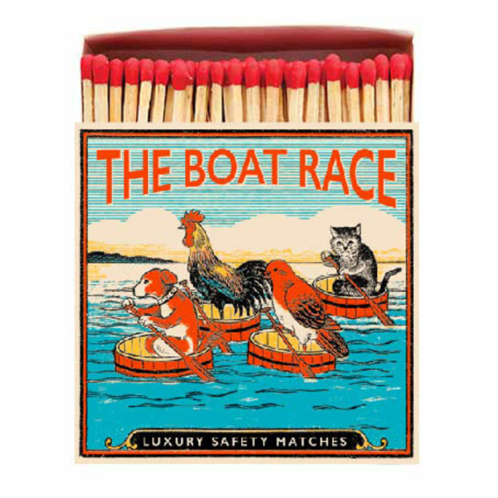 Saftey Matches The Boat Race