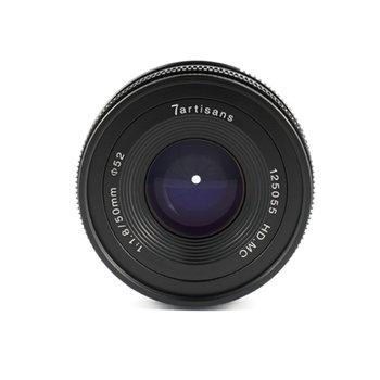 7Artisans 50mm f/1.8 APS-C  (Sony E Mount)