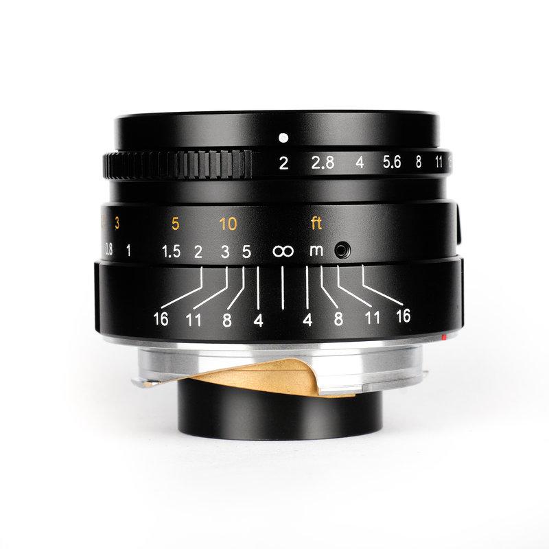 7Artisans 35mm f/2.0 Full Frame Lens for Leica M Mount