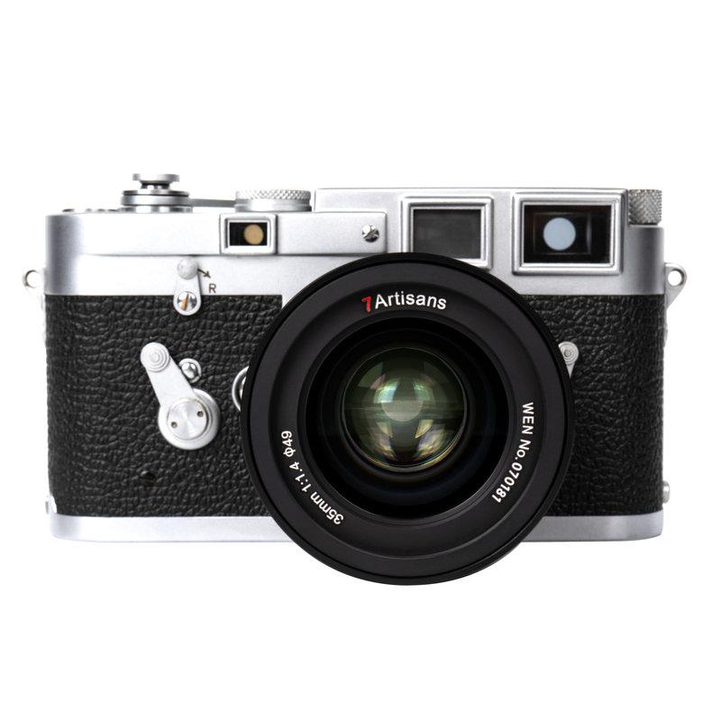 7Artisans 35mm f/1.4 for Leica M