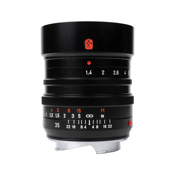 7Artisans 35mm f/1.4 for Leica M