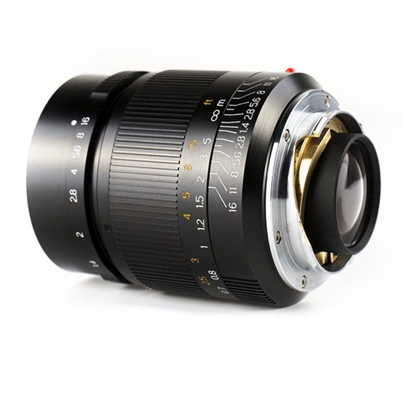 7Artisans 28mm f/1.4 Full Frame Lens for Leica M Mount