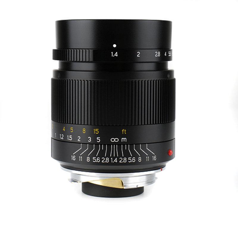 7Artisans 28mm f/1.4 Leica M Mount (FE-Plus)