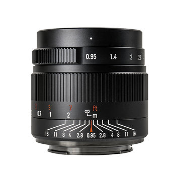 7Artisans 35mm f/0.95 (Sony E  Mount)