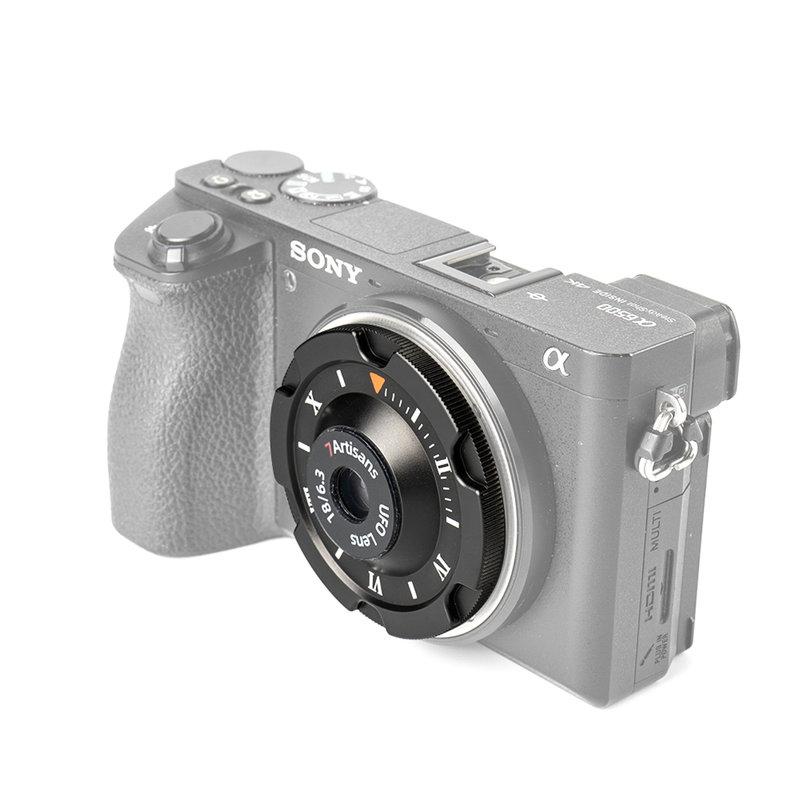 7Artisans 18mm f/6.3 (Sony E  Mount)