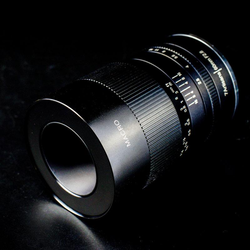 7Artisans 60mm f/2.8 Macro Nikon (Z Mount)