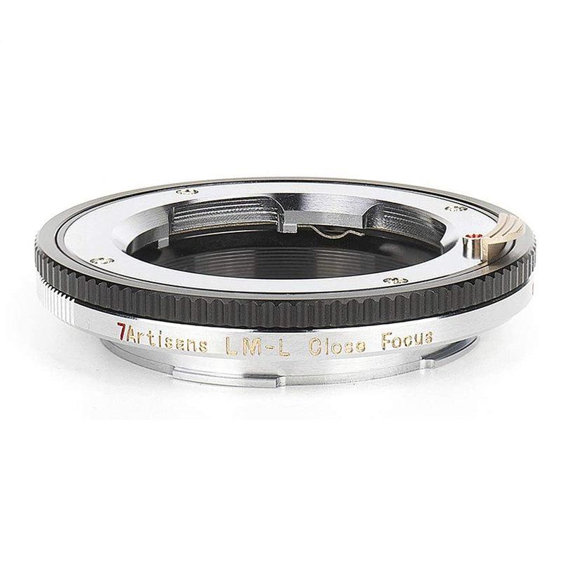 7Artisans Close Focus Adapter for Leica M - Canon EOS-R