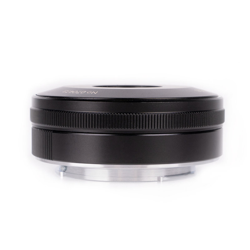 7Artisans 35mm f/5.6 Pancake Lens for Sony E