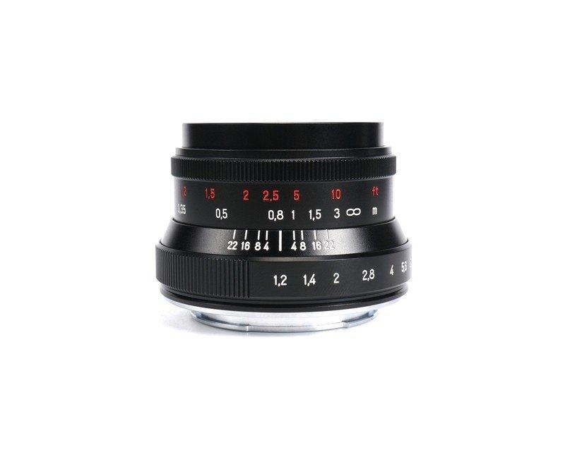 7Artisans 35mm f/1.2 APS-C MK 2 (Fuji FX Mount)