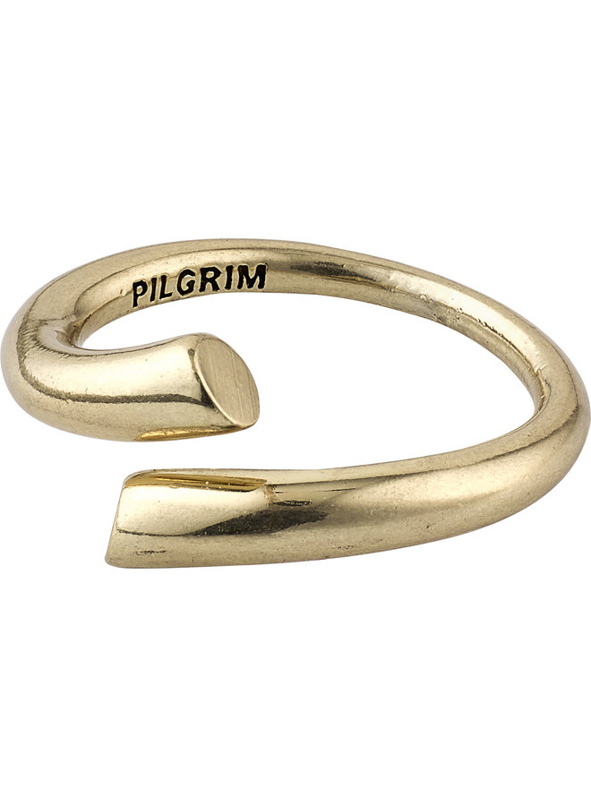 RING MAGO GOLD PLATED