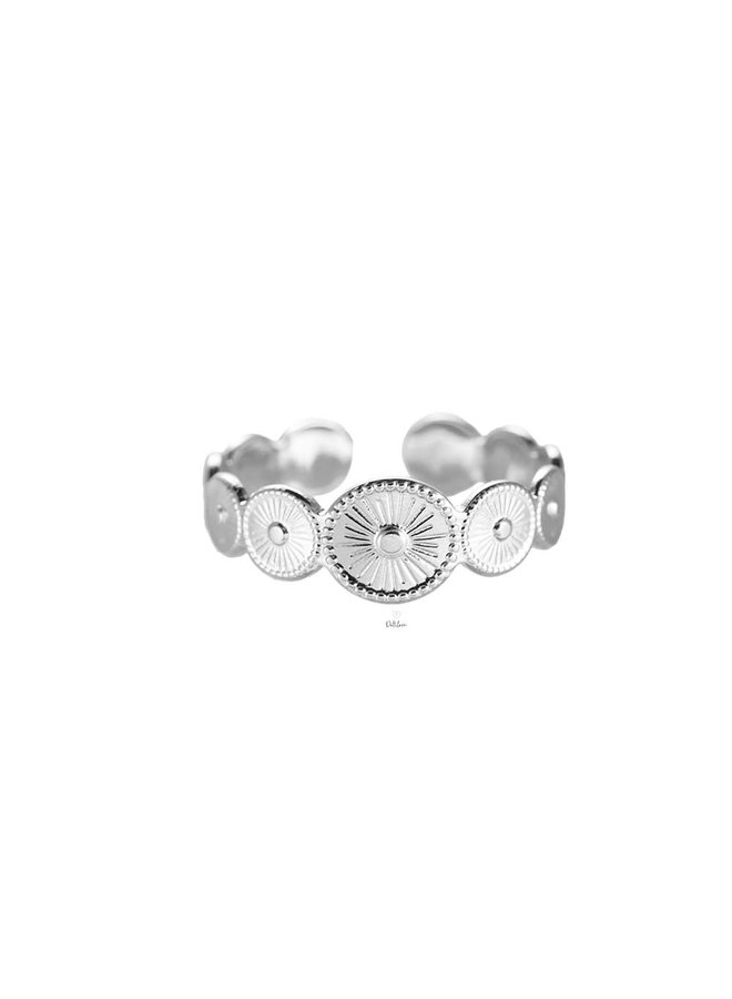 ELEMENT RING - SILVER