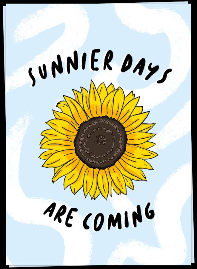 KAART BLANCHE - SUNNIER DAYS