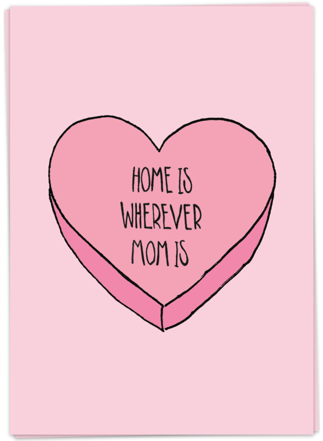 KAART BLANCHE - MOM HOME