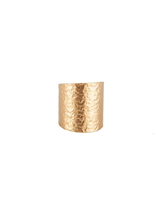 CONE STAINLESS STEEL RING