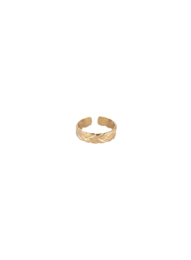 BAND STAINLESS STEEL RING