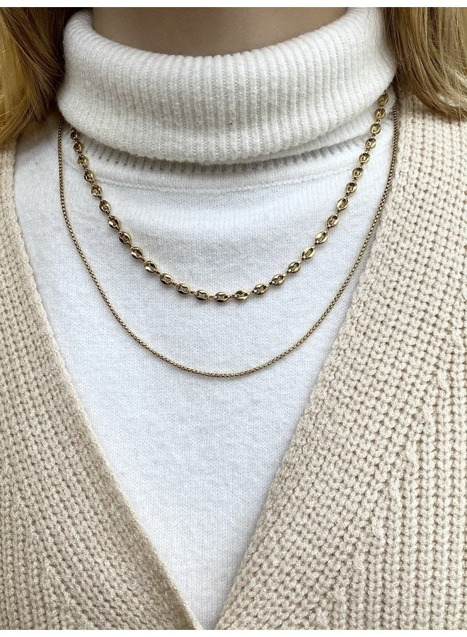 EASY CHAIN NECKLACE