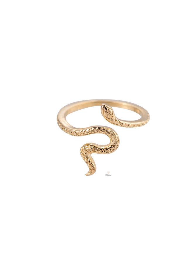 RING SNAKE - GOLD