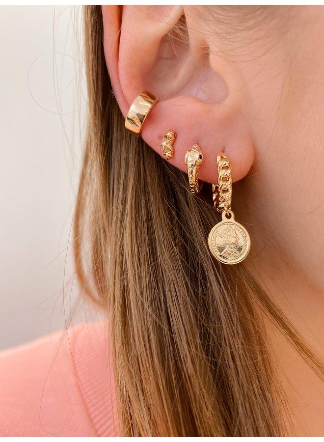 SIMPLE EAR CUFF