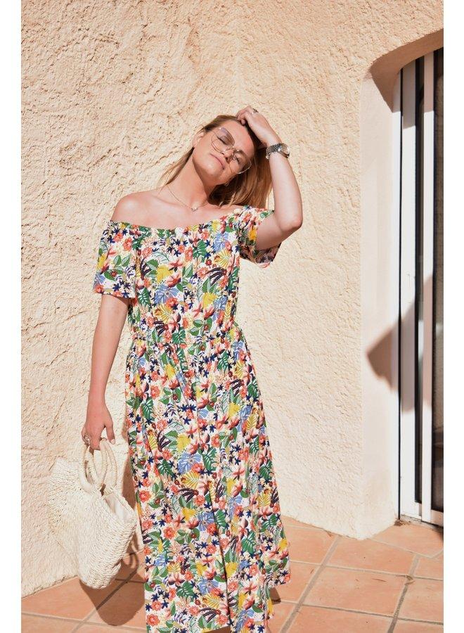 CUBA LONG DRESS
