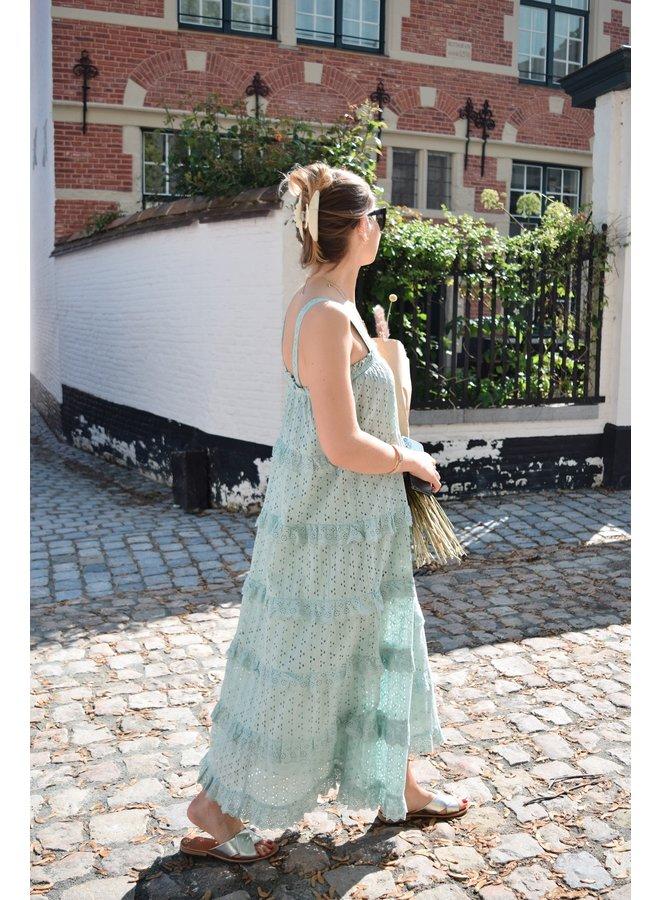 YASDOLLAR STRAP DRESS