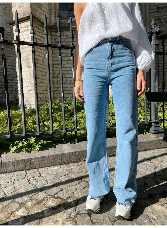 MAGGIE WIDE JEANS